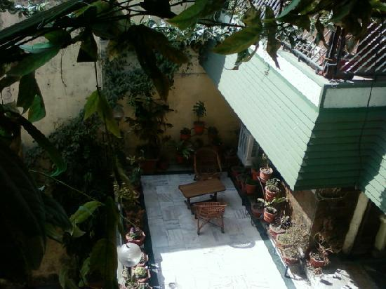 Hotel Embassy : View from rooms