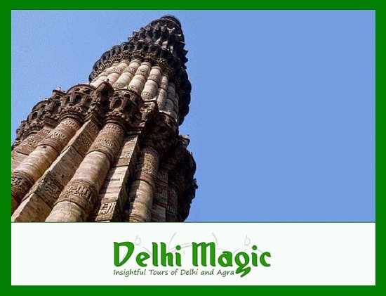 Delhi Magic - Tur Pribadi Harian