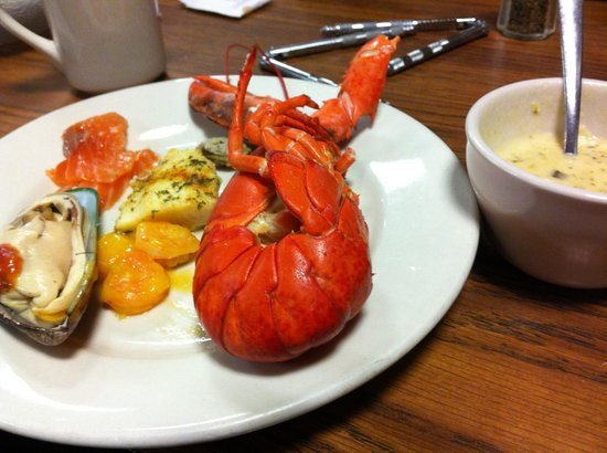 Excellent Seafood Buffet Review Of Boston Lobster Feast Kissimmee Home Remodeling Inspirations Genioncuboardxyz
