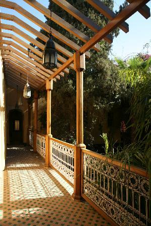 Riyad Al Moussika: 2nd courtyard