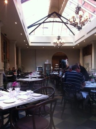 The Gallery Bistro at Craig's Royal Hotel