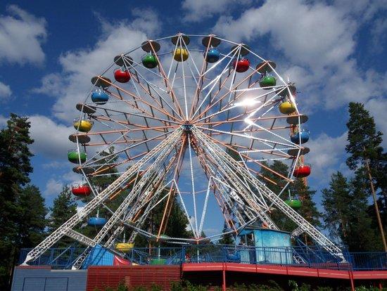 Tykkimaki Amusement Park
