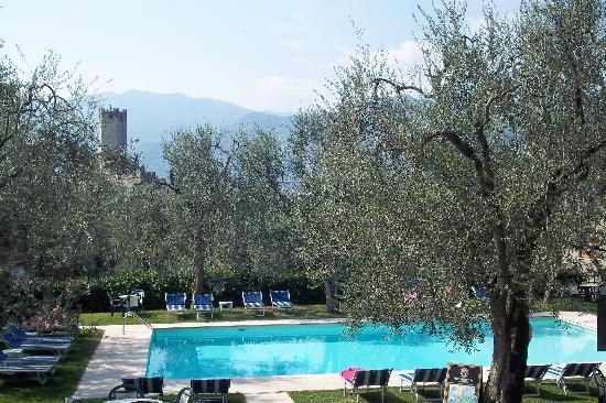 Hotel Augusta: Relaxing pool