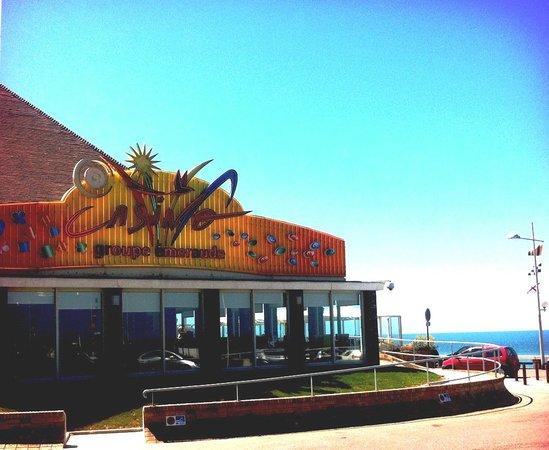 Restaurant du casino de fecamp geant casino banquette