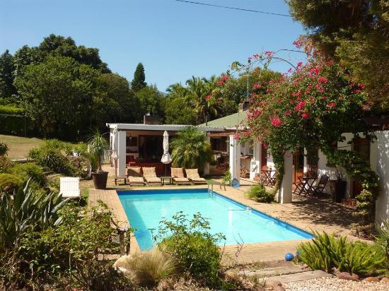 Marula Lodge Guesthouse: Pool