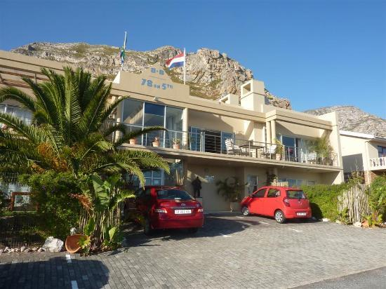 78on5th in Hermanus: B&B