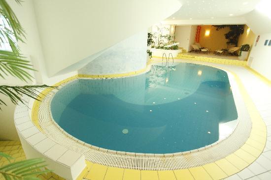 Hotel Hirzer: Hallenbad