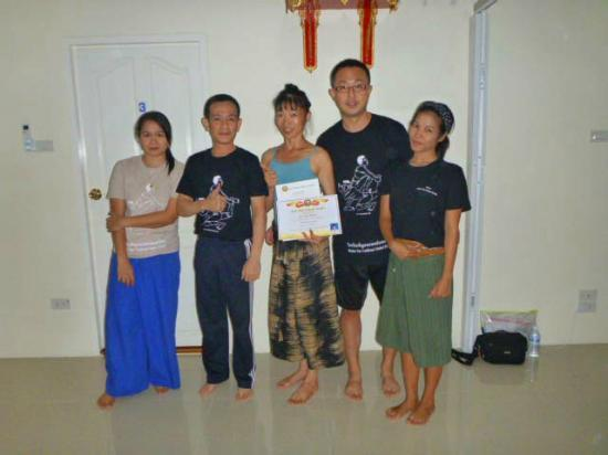 Suai Thai Massage Center: Thank you for your kindness
