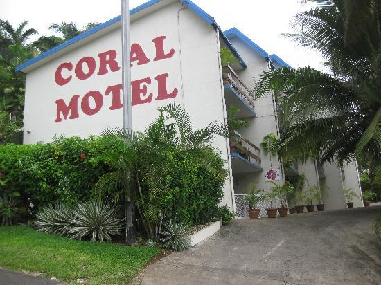 ‪‪Coral Motel & Apartments‬: The Coral Motel‬