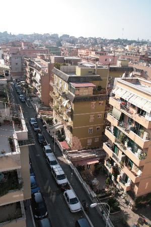 B&B La Duchessa A Roma : Le quartier