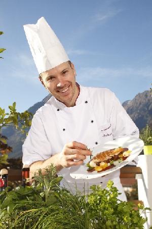 Hotel Hirzer: Unser Koch Andreas Tschöll