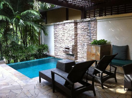 Sunway Resort Hotel & Spa : privet pool