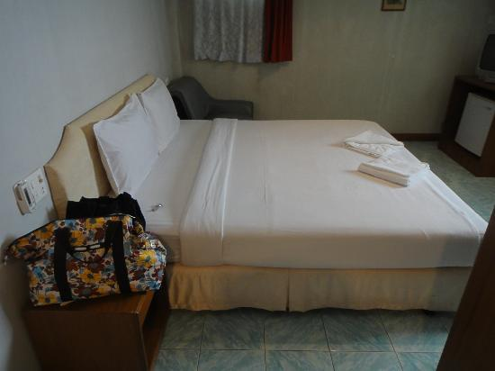 Break Point Hotel: シングルの部屋