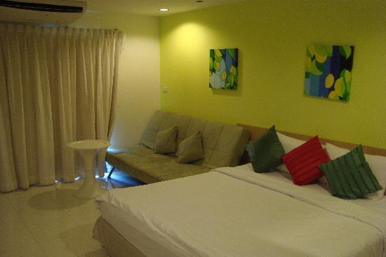 Best Bella Pattaya: our room