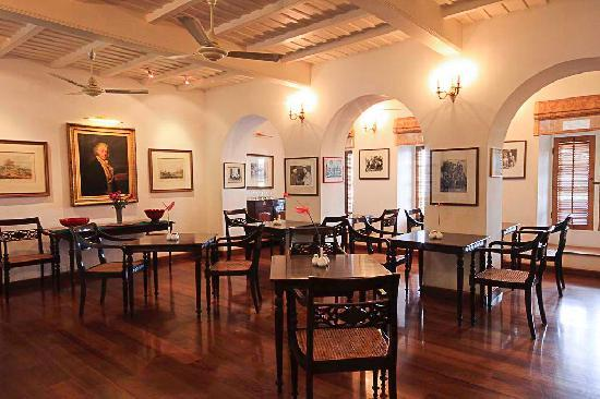 Neemrana's Le Colonial : The Restaurant at Le Colonial