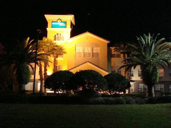 Extended Stay America - Orlando - Southpark - Commodity Circle: The night I arrived