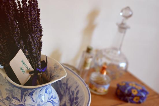 Tinto House B&B: Lavender