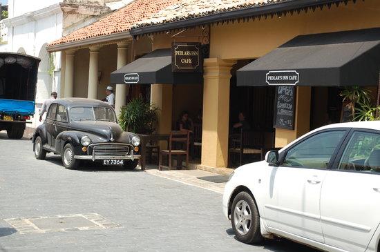 Pedlar's Inn Cafe : Galle Fort