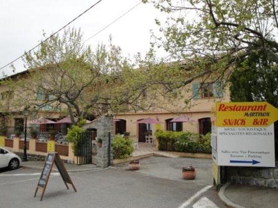 Utelle, Frankrike: Entrance
