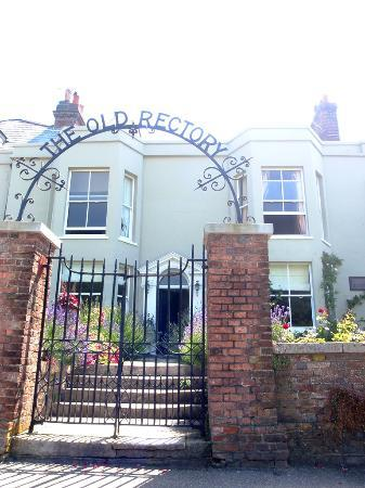 The Old Rectory - enterance