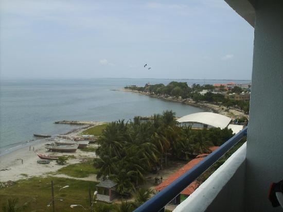 Margabella Suites : Vista desde el Balcón