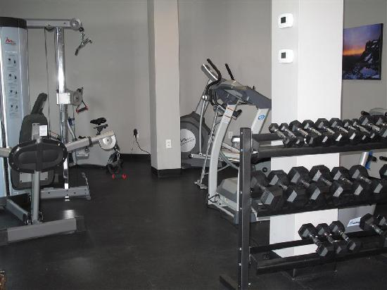 BEST WESTERN PLUS Revelstoke: Fitness Centre