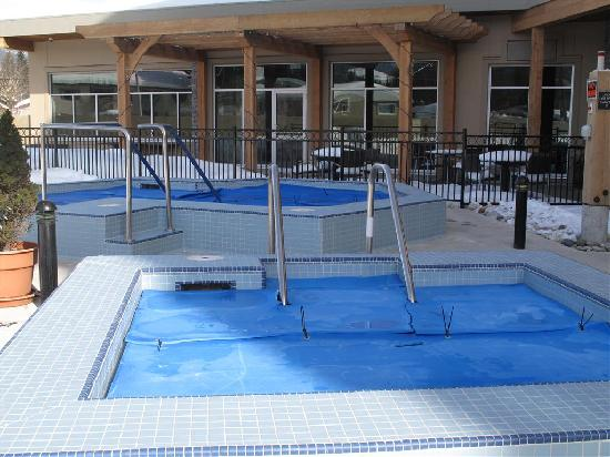 BEST WESTERN PLUS Revelstoke: Hot Tubs