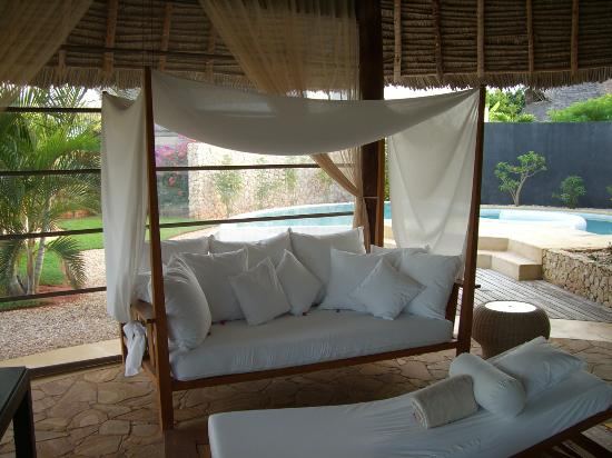 Diamonds Star of the East: patio villa 4
