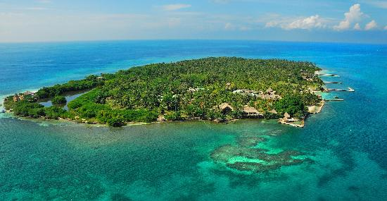 Isla Mucura, Hotel Punta Faro