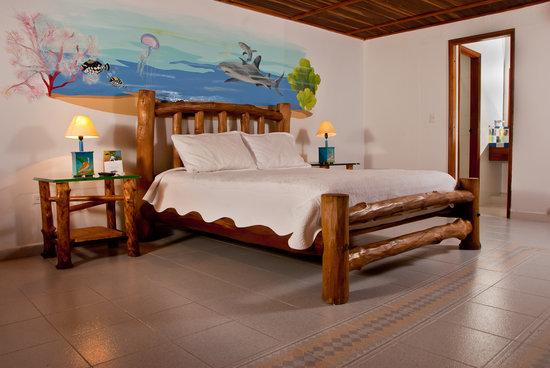 Punta Faro: Habitación Standard