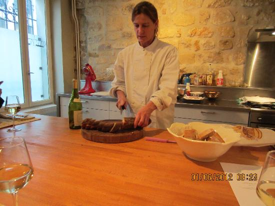 Eye Prefer Paris Cooking Classes: Chef Charlotte