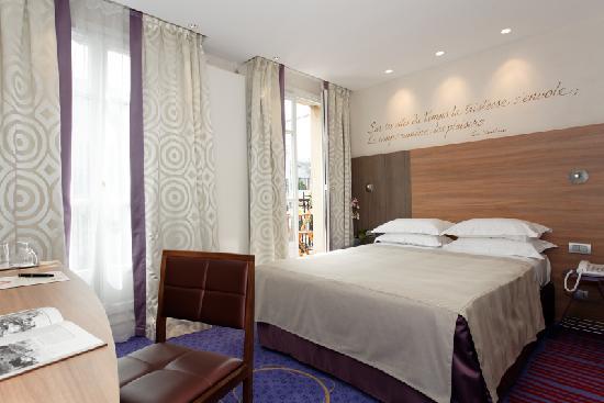 Hotel de Sevigne : Chambre Prestige