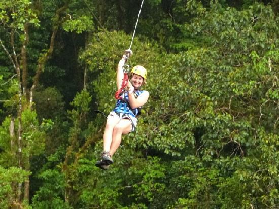 Boquete Tree Trek: Rainforest adventure