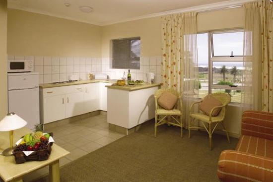 Bishops Inn: Kitchen