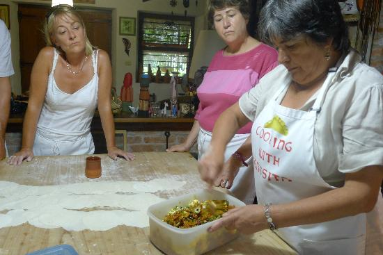 Cooking With Teresita: Empanada Class