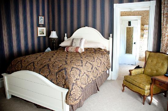 Frederick Street Inn: Four beautiful bedrooms to choose from.