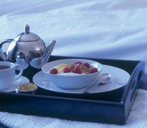 Sugar Hotel & Spa: Breakfast Tray