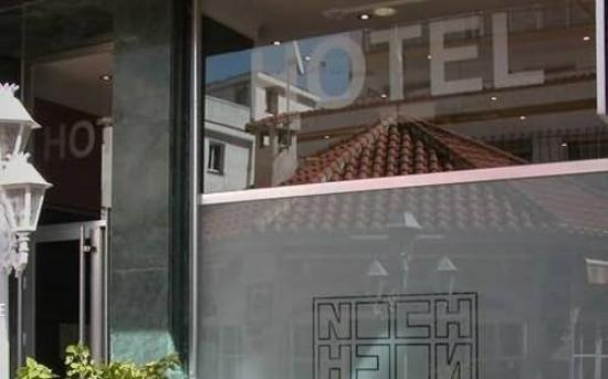 N.CH Hotel: Interior