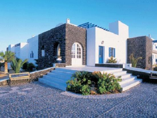 Mediterranean white santorini kamari all inclusive for Mediterranean all inclusive resorts