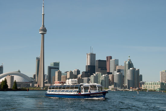 Toronto Harbour Tours Reviews