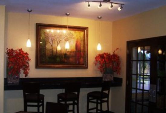 Best Western Oakdale Inn : Lobby