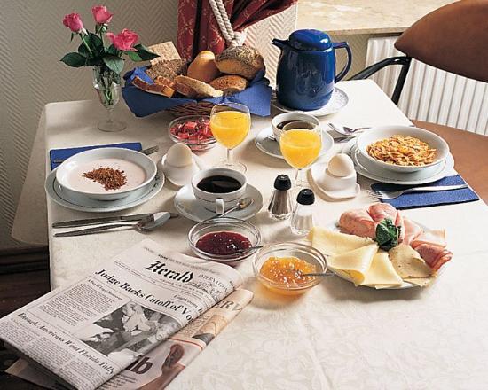 Hotel Du Nord Copenhagen: Breakfast