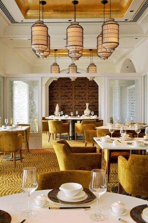 The Taj Mahal Palace: Golden Dragon (India's first Sichuan Restaurant)