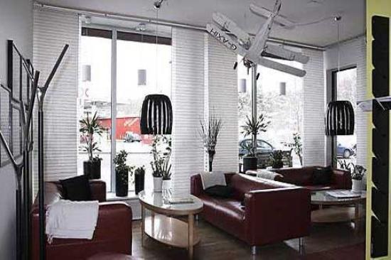 Flyghotellet Bromma: Lobby