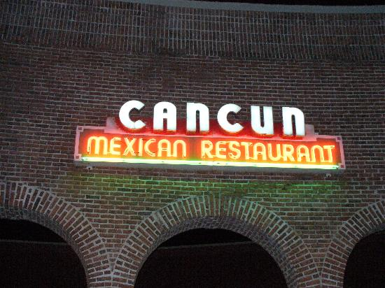 Cancun Mexican Restaurant Savannah