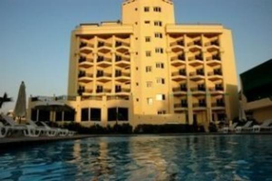 Pyramids View Hotel : Exterior View