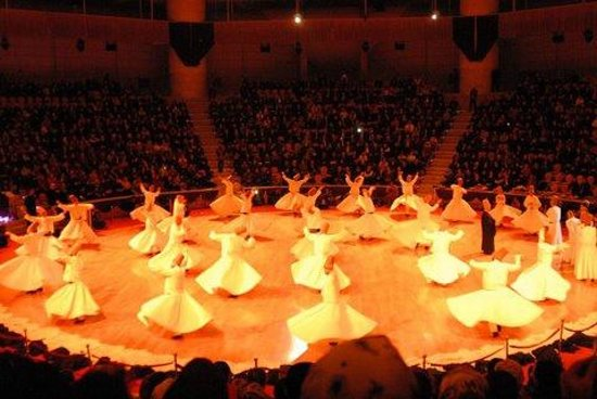 ‪‪Konya‬, تركيا: Whirling Dervishes at Sama‬