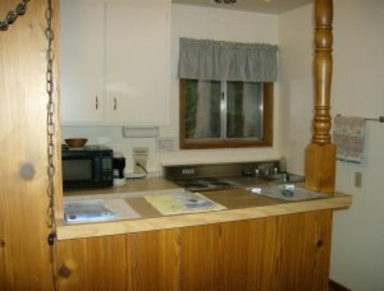 Tamarack Motor Lodge : Guest Room
