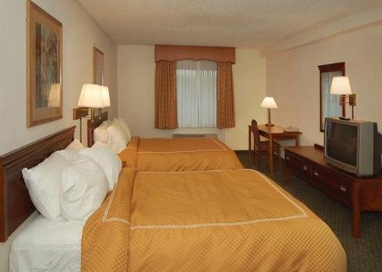 Comfort Inn & Suites Sugarloaf-Suwanee: Double Suite