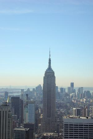 Nova York, Nova York: the view from the rockafeller